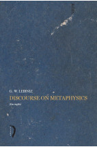 Discourse On Metaphysics (Livre)