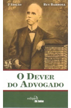 O Dever do Advogado(Edipro)