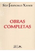 Obras Completas - São Francisco Xavier