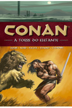 Conan: A Torre do Elefante - Volume 3