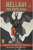 Hellboy no Inferno:  A Carta da Morte - Volume 2