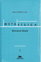 Metafísica de Aristóteles (Vol.01)