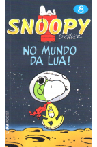 Snoopy - No Mundo da Lua (Vol 8)